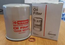 OEM NISSAN OIL FILTER 15208-9E01A WITH DRAIN PLUG WASHER