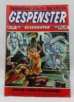 Auswahl: Sammelband BASTEI Horror Grusel Comic -Gespenster Geschichten
