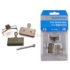 Shimano G01S Resin Disc Brake Pads MTB Bike XTR XT SLX Alfine BR-M985/M666/M785