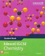 Edexcel IGCSE Chemistry (Student Book) (Edexcel International (PB) 0435966898