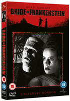 The Bride of Frankenstein DVD (2011) Boris Karloff, Whale (DIR) cert 15
