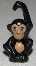 Lego New Black Baby Orangutan Monkey Friends Animal Piece