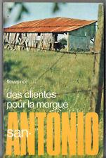 SAN-ANTONIO n°49 # DES CLIENTES POUR LA MORGUE # 09/1975 F1