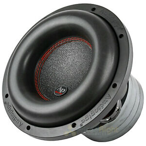 """Audiopipe 10"""" Dual 2 Ohm Subwoofer 1800W Max Quad Stack TXX-BDC4-10D2 Car Audio"""