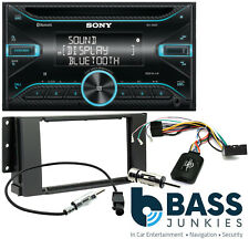 Range Rover Sport 2005-2010 Sony Bluetooth CD MP3 USB AUX Car Radio Steering Kit