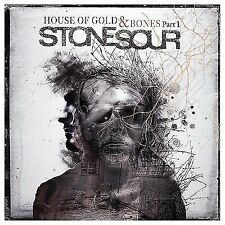 House of Gold & Bones Part 1 by Stone Sour CD 016861766320