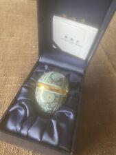 Halcyon Days Enamel 2020 Easter Egg Box