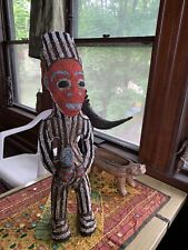 Cameroon Beaded Figure - Bamileke