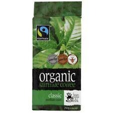 Bean Ground & Drunk Organic Classic Medium Roast Fairtrade Coffee 250g