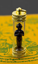 Amulette thaï Ai Kai Guman kuman thong Golden boy Vaudou Richesse chance 1647