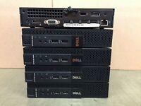 Dell OptiPlex 9020 9020m Micro i7-4785T 16GB New 480 SSD WiFi Windows 10 Pro