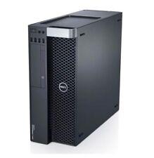 Dell Precision T3610 WorkStation 8 Core Xeon E5-2670 , 128GB , 16 Logical Cores