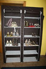 Schuhregal/-schrank für ca. 36 Paar Schuhe