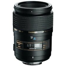 Tamron AF 90mm f/2.8 Di SP Macro Lens for Nikon DSLR Open Box Demo