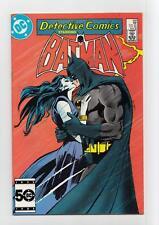Detective Comics #556 Batman, Nocturna; Rare Double Cover (DC 1985) NM/MINT 9.8