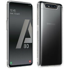 360° Protection Pack für Samsung Galaxy A80: Cover+ Displayschutzfolie