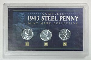 1943 PDS Steel Cent Collection #A26