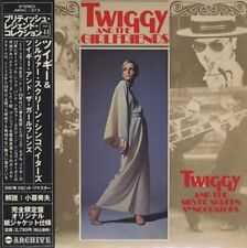 TWIGGY & THE SILVER SCREEN SYNCOPATORS-JAPAN MINI LP CD Fi83