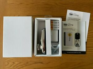 Yale Smart Living Keyless Connected Smart Door Lock YD-01-CON-NOMOD-CH * NEW * R