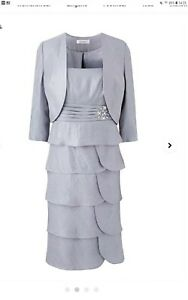 Ladies Dress And Jacket Size 16 Nightingales perfect mother of bride outfit