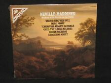 NEVILLE MARRINER, ST. MARTIN-IN-THE-FIELDS ~ Wagner (SEALED) ~ U.S. ANGEL - 1980