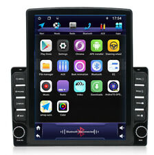 Quad-Core 9.7in Car MP5 Player Stereo Radio WIFI GPS Navi DAB Touch Screen DVR
