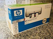 HP Deskjet D1341 Digital Photo Inkjet Printer New In Box