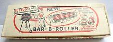 Rare Nos Vintage Bbq Grill Hot Dog Bar B Roller 407 Frankfurter Keystone Lamp Us