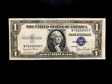 USA (P416) 1 Dollar 1935 XF/VF+ - Silver Certificate