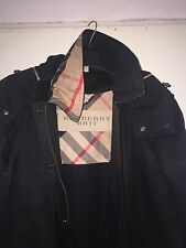 Orginal Burberry Mantel+west