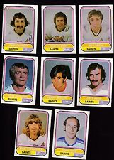 1975 O-PEE-CHEE WHA Team SET Lot of 8 Minnesota SAINTS NM- WALTON KEON OPC