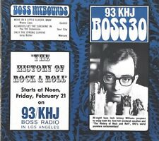 KHJ 93 Boss 30 Radio Survey - No. 190 - February 19, 1969