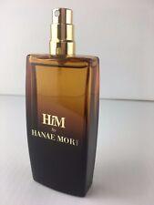 HIM By Hanae Mori FOR MEN COLOGNE Eau de Toilette 1.7 OZ NEW TST BOTTLE AS SHOWN