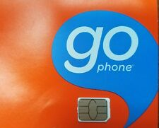 At&T Go Phone Loose Nano 4G Lte sim. New Unactivated. Prepaid Sim.