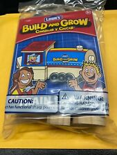 TRAIN ENGINE Lowe's Build and Grow Wooden Kit  Model