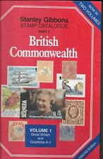 STANLEY GIBBONS BRITISH COMMONWEALTH CATALOGUE. 1992/93 (in 2 Vols)  (1634)