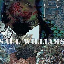 Martyr Loser King [Slipcase] by Saul Williams CD, Jan-2016