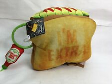"DOG COSTUME M MEDIUM EXTRA AVOCADO OUTFIT BOOTIQUE 15-17"" MED PET COAT NEW TOAST"