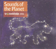 SOUNDS OF THE PLANET Womadelaide 2006 CD - Digipak - New