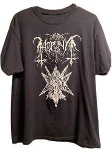 Horna Shirt Large behexen satanic warmaster sargeist katharsis archgoat