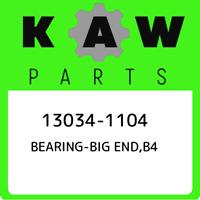 13034-1104 Kawasaki Bearing-big end,b4 130341104, New Genuine OEM Part