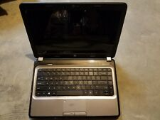 HP Pavilion G4 G4-1318DX i5-2450M 8GB DDR3 240GB SSD UPGRADED laptop