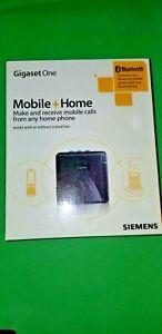 SIEMENS Gigaset One Cell Phone Bluetooth Gateway NEW & Unused!