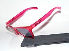 Oakley Frogskins Collectors Acid Pink Grey Jupiter Garage Fringe Sonnenbrille