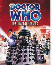 Doctor Who poster photo - 252 - Tom Baker - Destiny of the Daleks