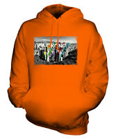 HONG KONG SKYLINE UNISEX HOODIE TOP GIFT CHINA ARCHITECTURE