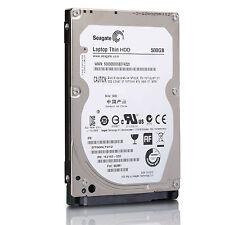 "500GB Seagate ST500LT012 Thin HDD Notebook Festplatte 16MB Cache 2,5"" 500 GB"