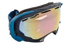 Oakley Splice Snow Goggles Gray/Blue Frame Pink Iridium Lens