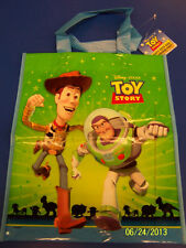RARE Toy Story 3 Disney Pixar Movie Kids Birthday Gift Bag Party Favor Tote *