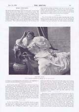 1895 Miss Ethel Sydney letterario ristoranti COCK TAVERNA Carrs Previtali